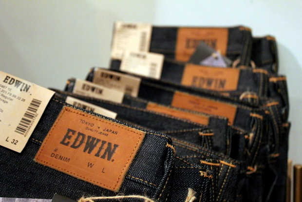Trunk Clothiers - Edwin