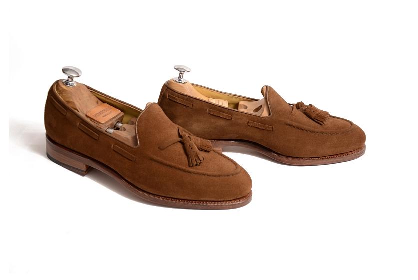 Meermin kengät - mokkaloaferit