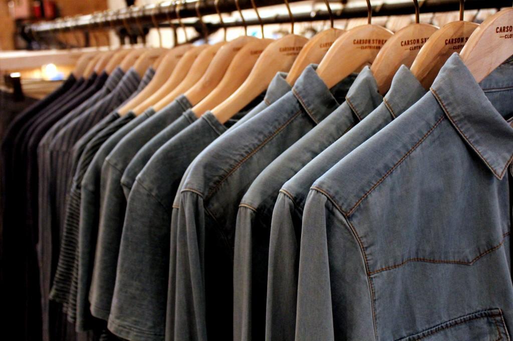 Parhaat ostospaikat New Yorkissa - Carson Street Clothiers