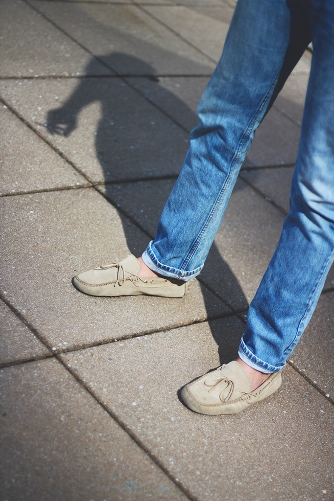 denim + ajoloaferit