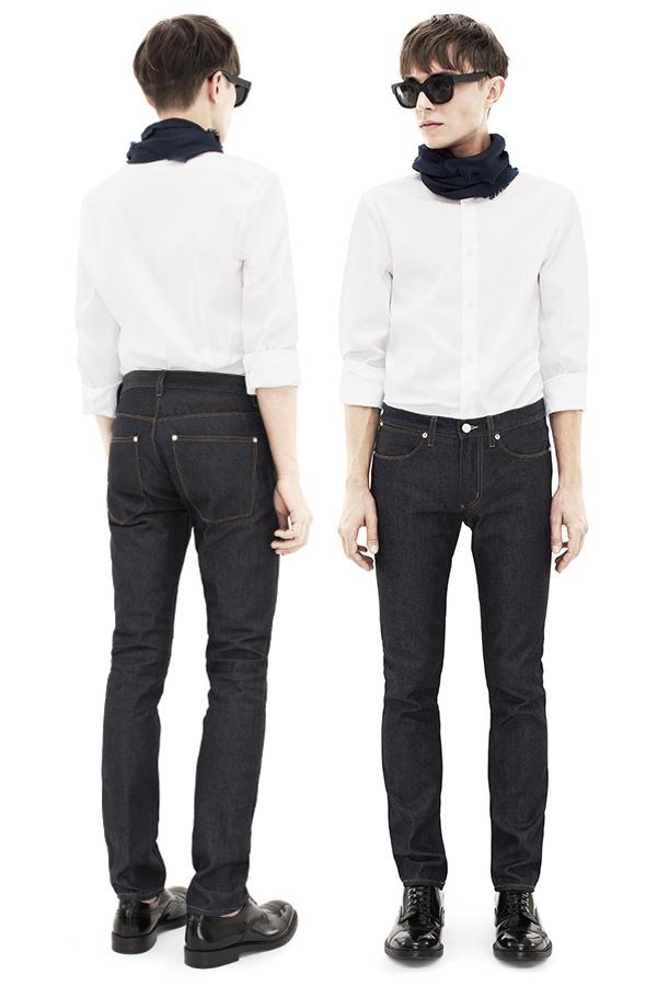 Acne Studios - premium farkkuja naisille ja miehille