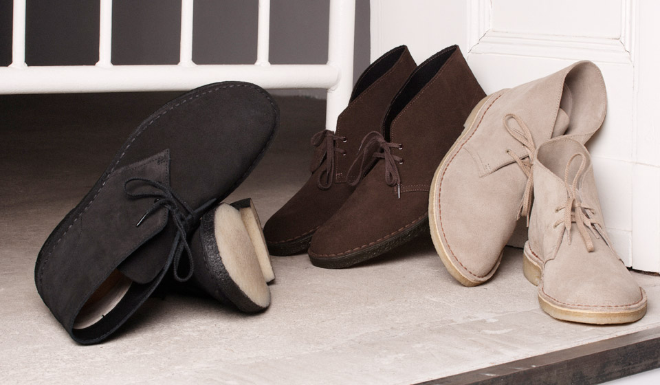 Clarks Desert Boots - Chukka boot