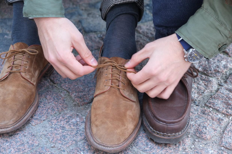 Mallit eivät tietenkään osaa solmia omia kengännauhojaan