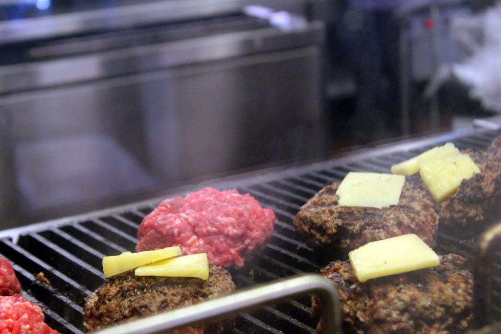 Lihakauppa Roslund - burgerit