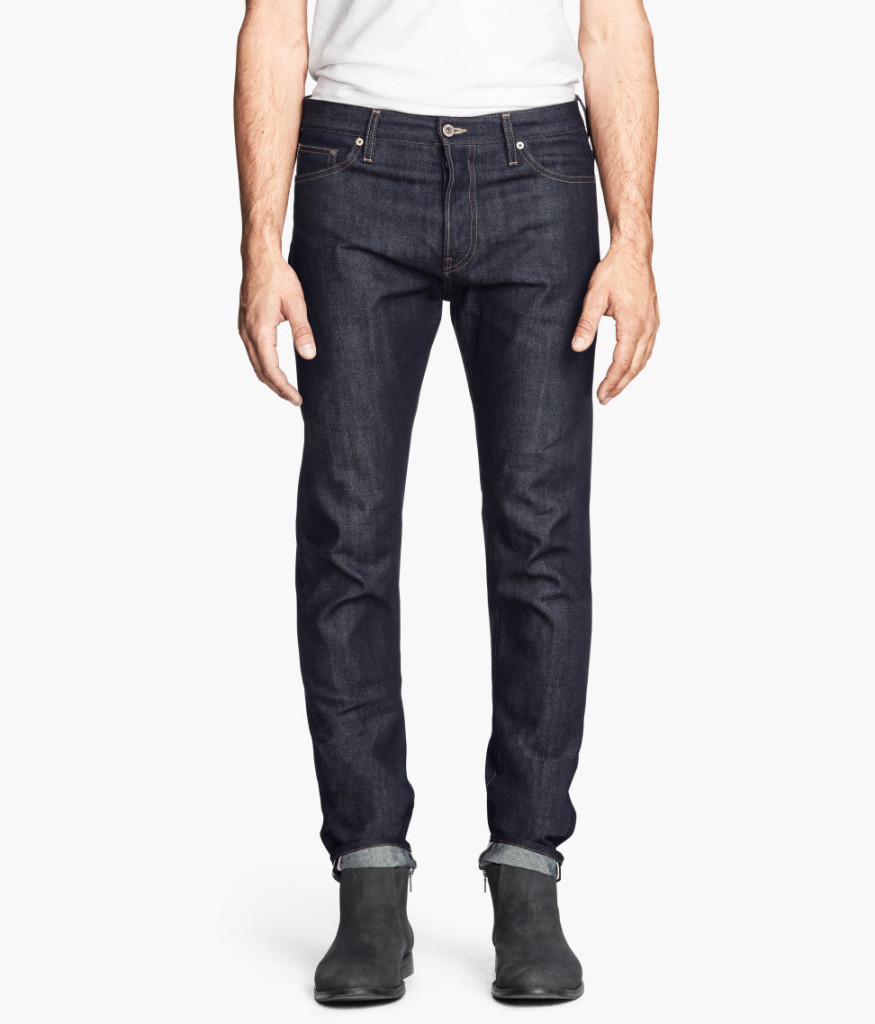 hennes&mauritz denim