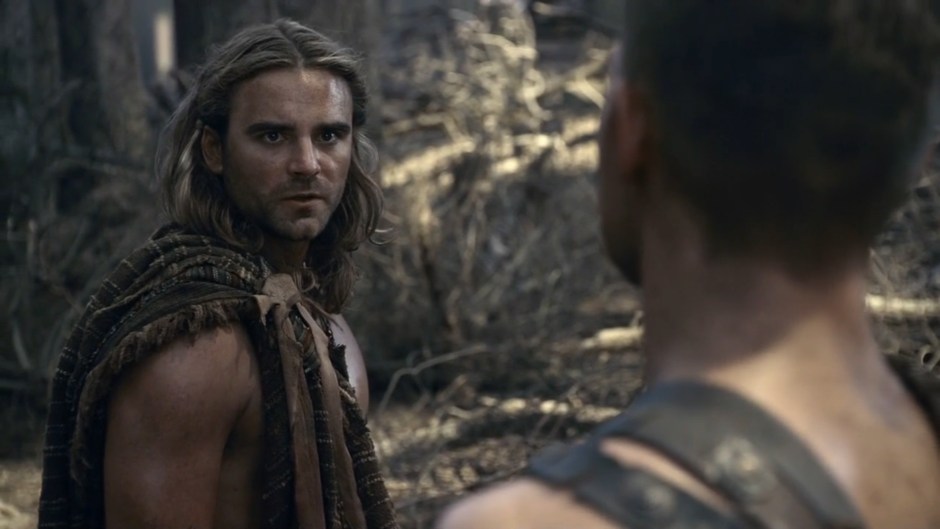 Gannicus - bad motherfucker