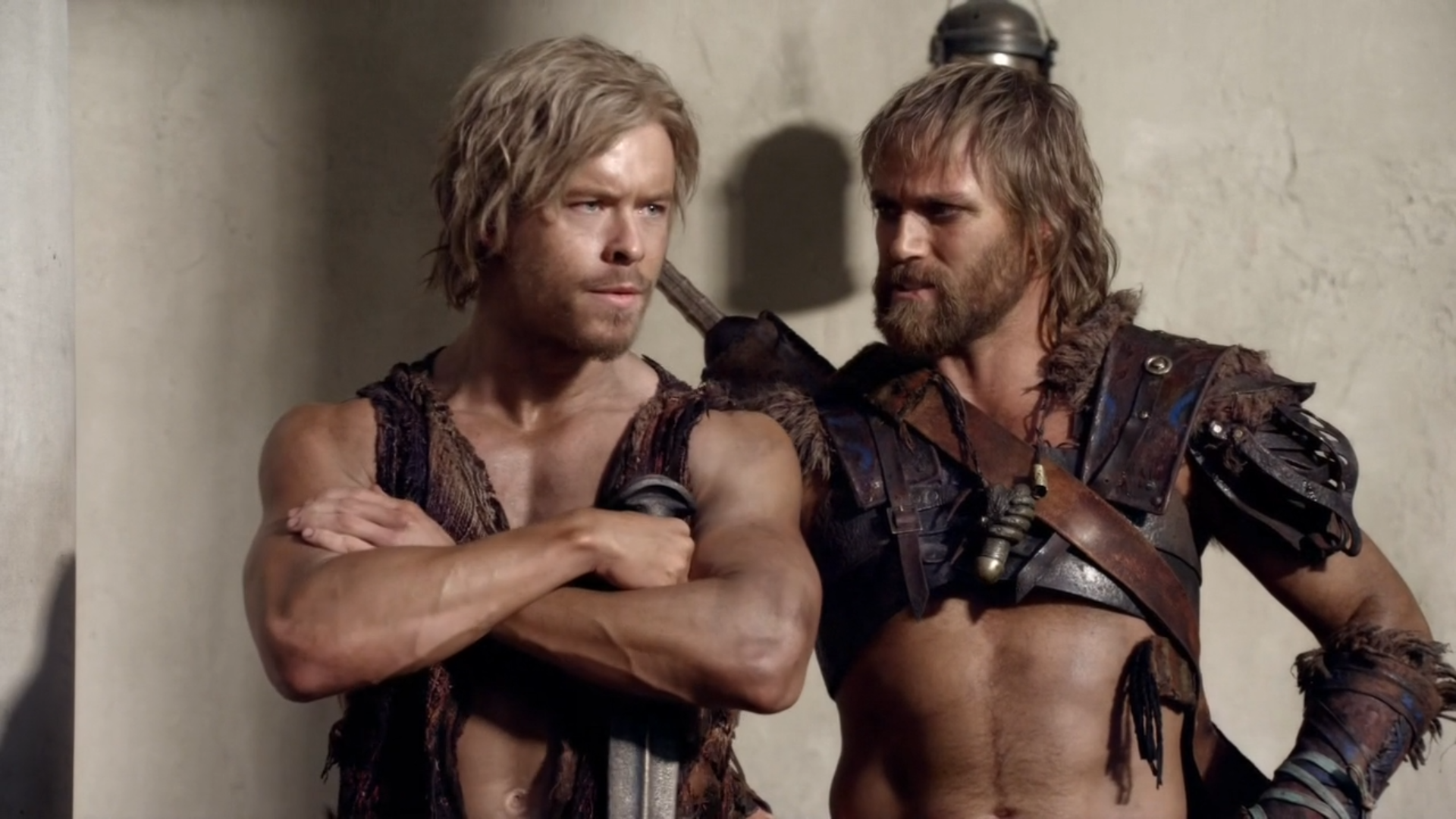 Syfy acquires the rights to starz spartacus action flick chick