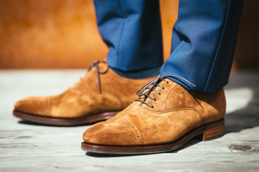 Miesten kengät - tyylin perusta