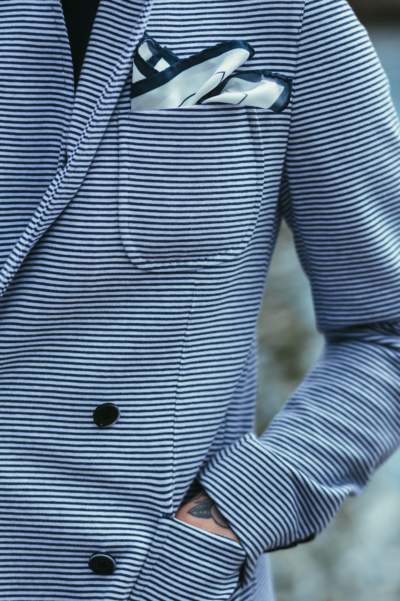Miesten pukeutuminen - värien käyttö