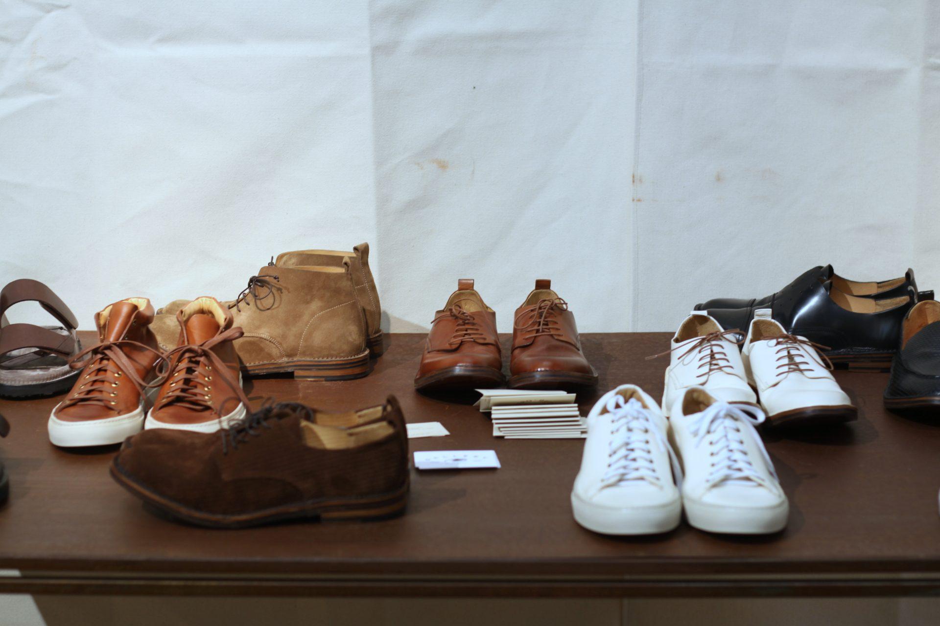Pitti Uomo 88 Buttero - tennareita ja kenkiä