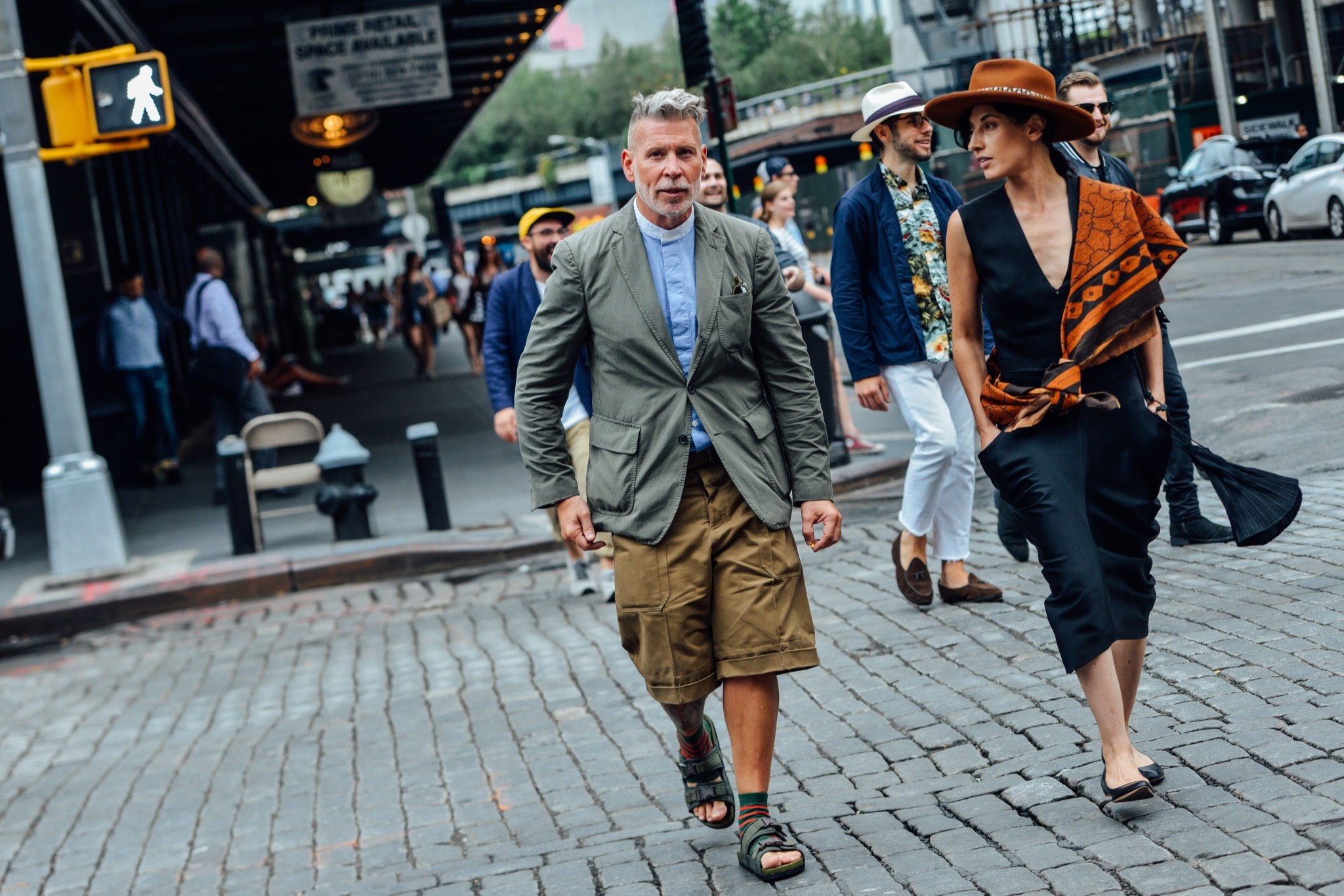 NYFW - Nick Wooster