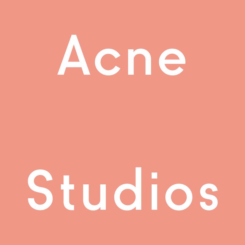 Acne fw 2015