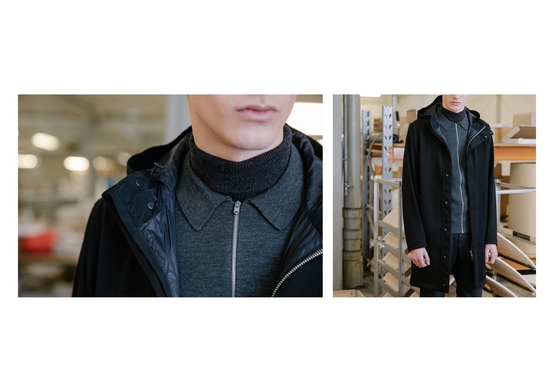 Musta ja harmaa - toimiva kombo