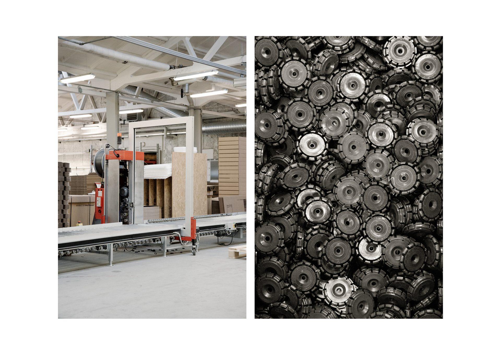 Norse Projects FW15 - kliini ja simppeli kuvausympäristö