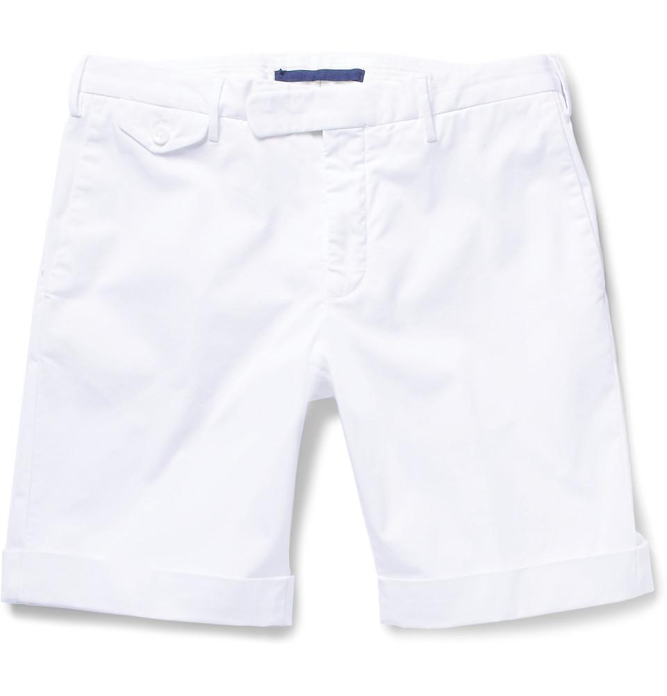 Miehen kesätyylit - shortsit työpaikalla - Incotex
