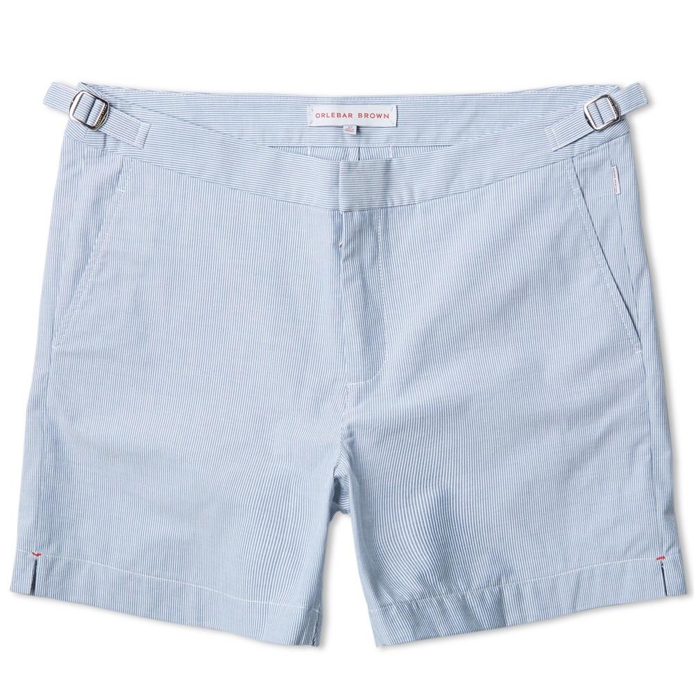 Miehen kesätyyli - shortsit rannalle - Orlebar Brown