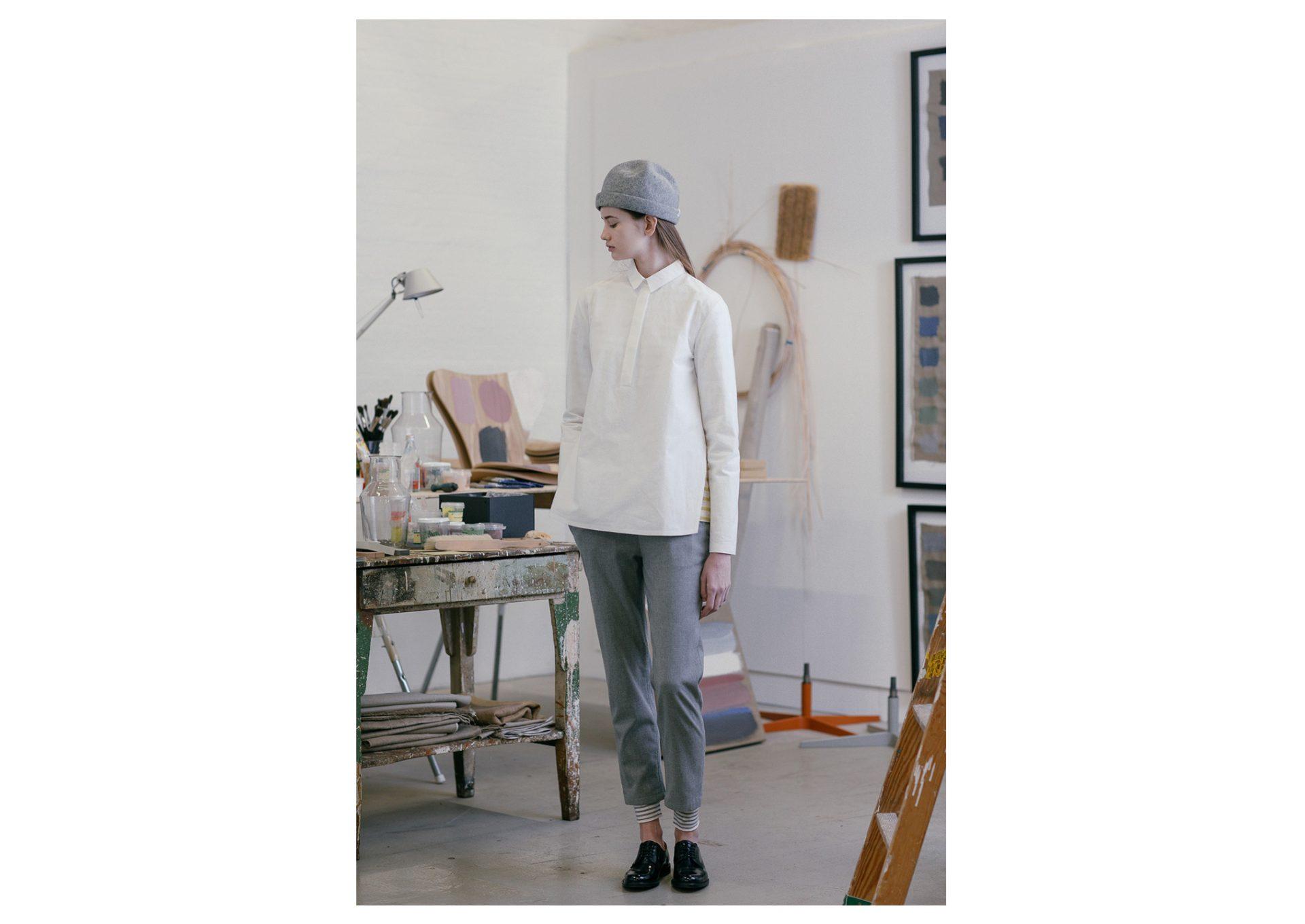 Norsen naisten mallisto - yksinkertaista ja toimivaa