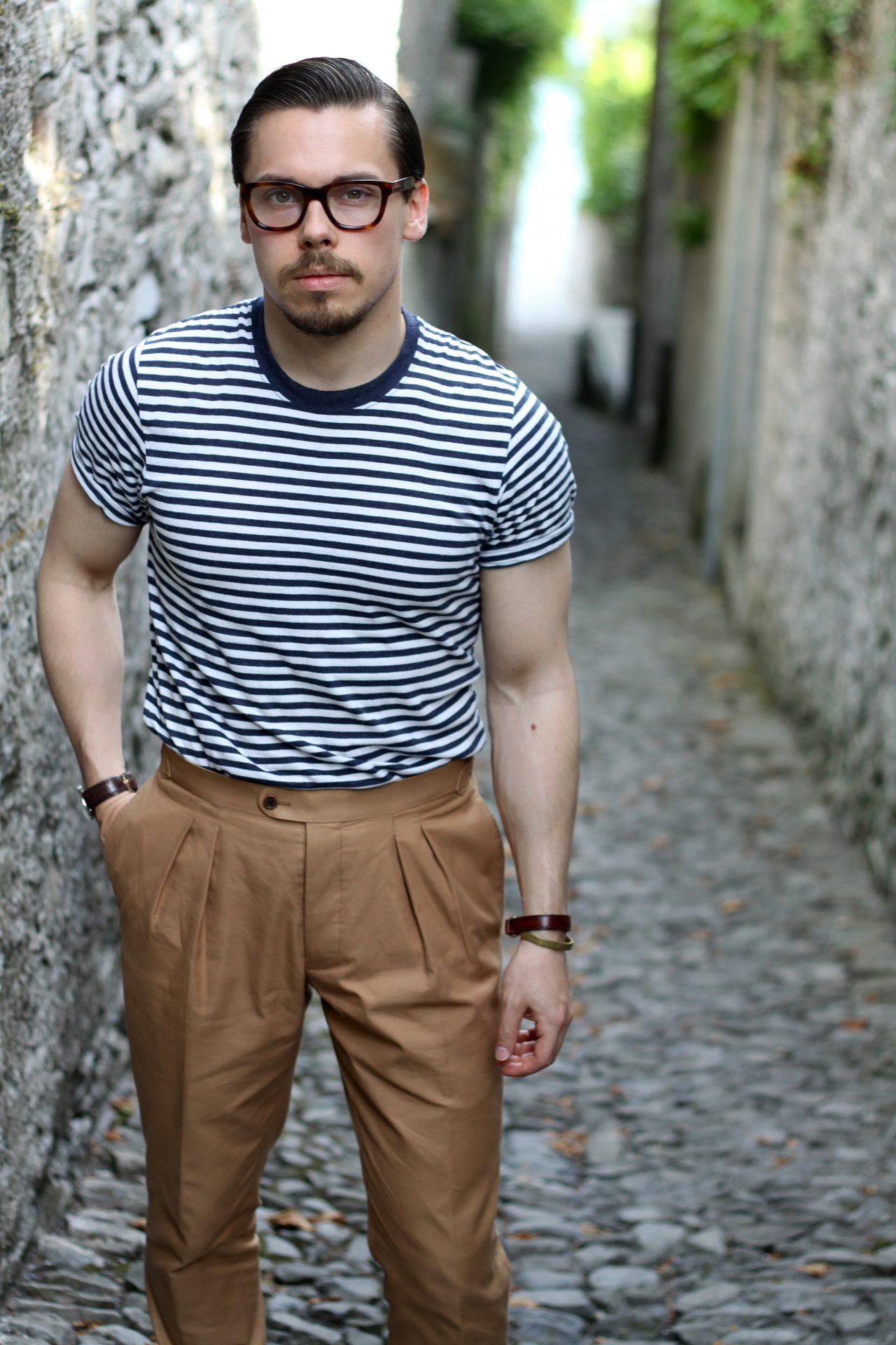 Puvun housut ja t-paita