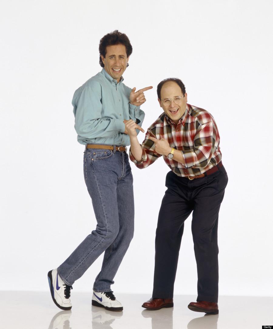 Jerry ja George ja #tyylit