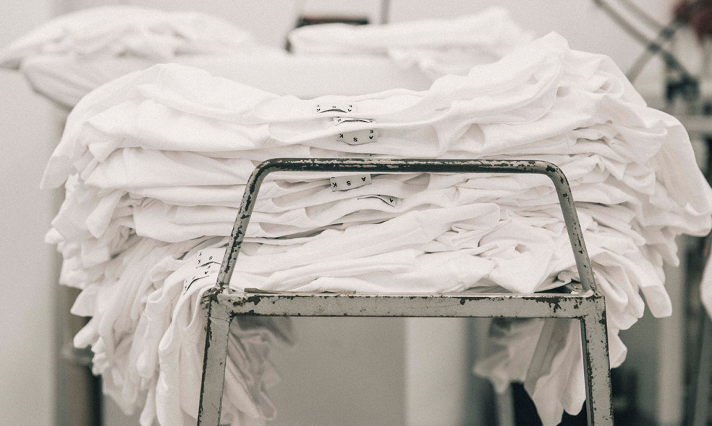 Laadukas t-paita - ASKET
