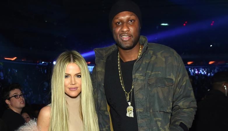 Khloé Kardashian ja aivovaurion saanut Lamar Odom