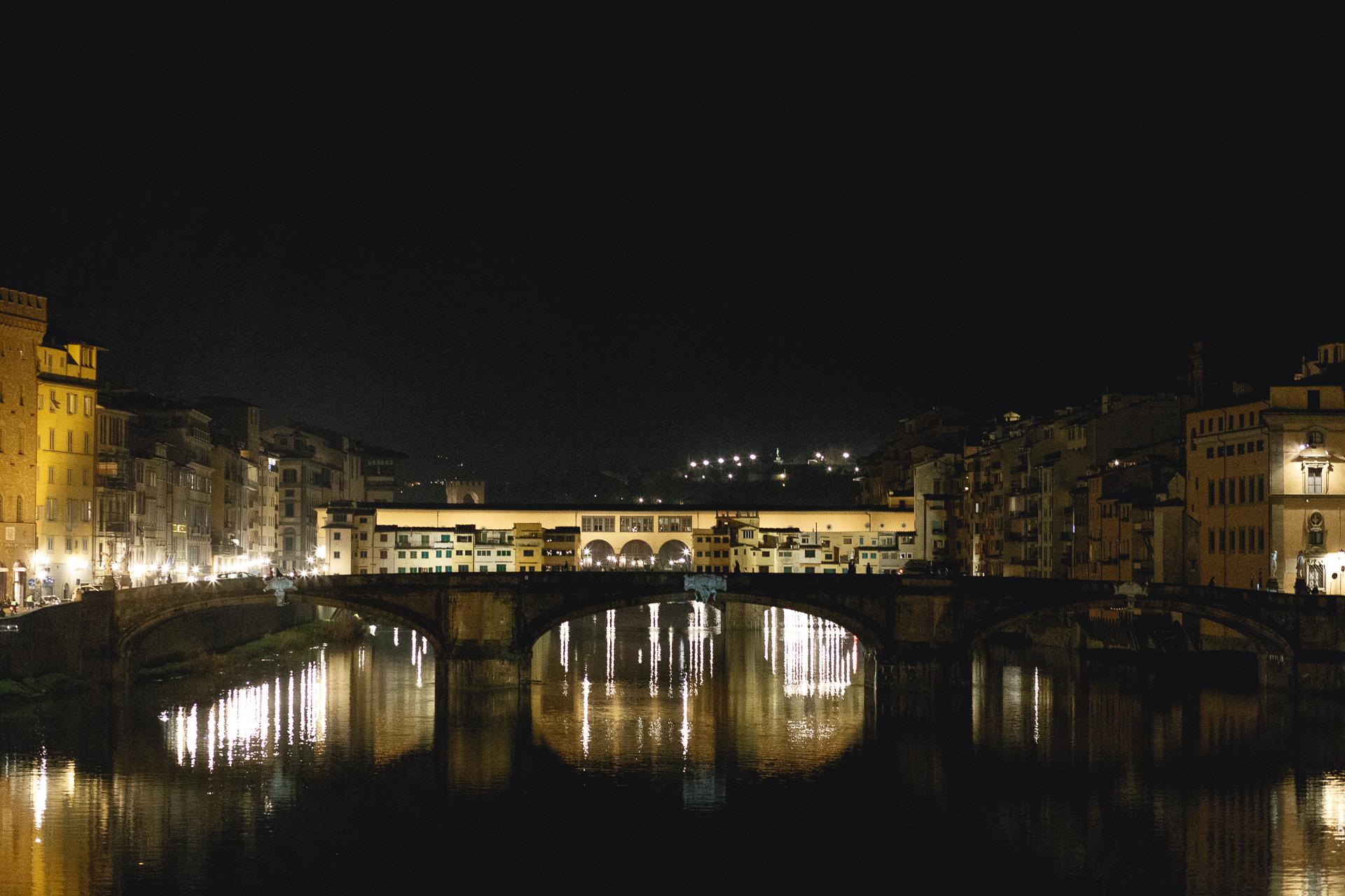 Pitti Uomo 93 - Ponte Vechio